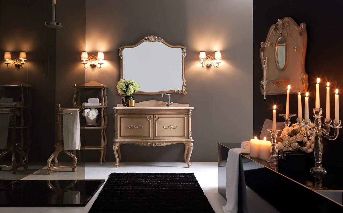 beautiful bathroom furniture